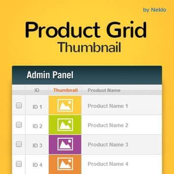 Product Grid Thumbnail