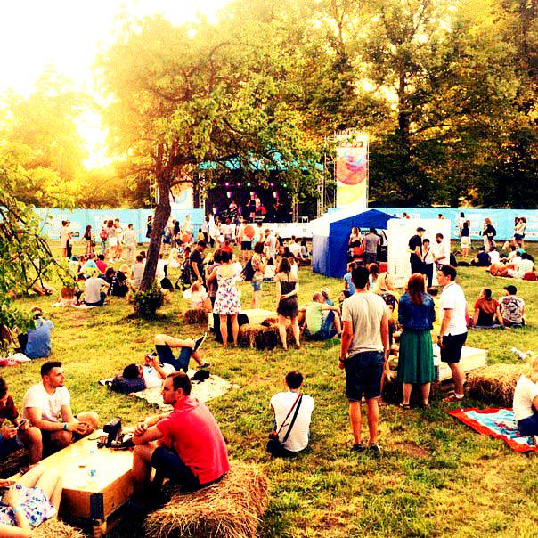 Festival in Minsk, Belarus