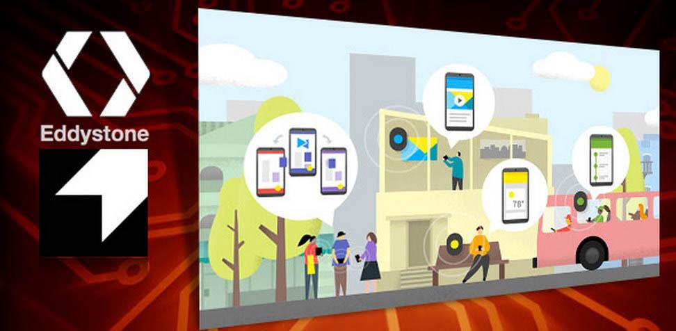 eddystone мобильное приложение