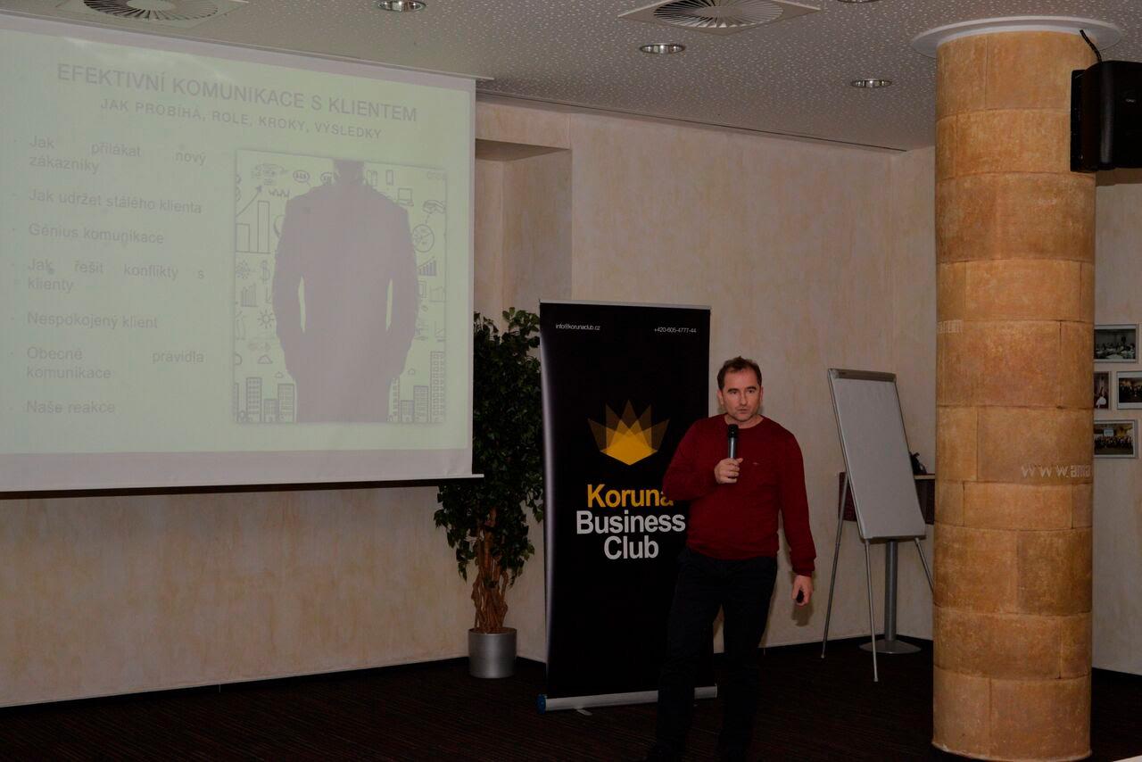 Koruna Business Club