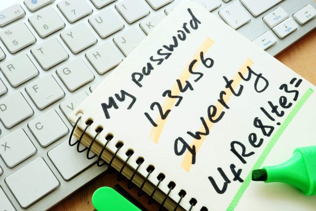 Improve Passwords for ecommerce