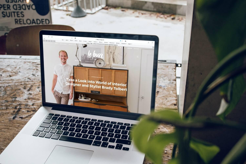 Website and Social Media