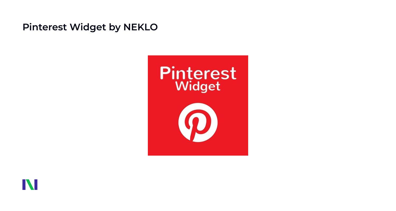 Pinterest widget